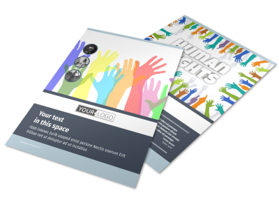 Human Rights Advocates Flyer Template