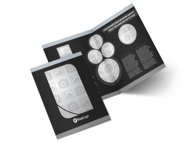 Generic Bi-Fold Brochure Template 7907