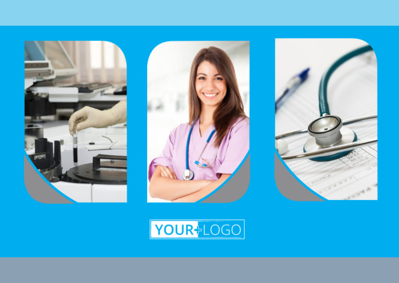 General Medical Service Postcard Template Preview 2