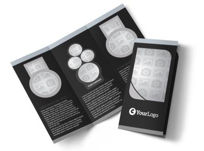 Generic Tri-Fold Brochure Template 7913