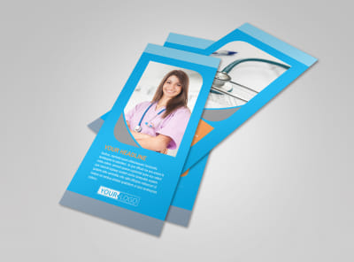 Medical Clinic Flyer Template 2