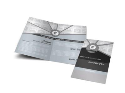 Generic Bi-Fold Brochure Template 7920