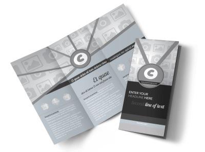 Generic Tri-Fold Brochure Template 7922