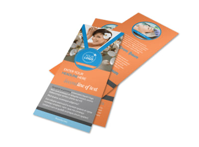 Skin Care Flyer Template 2