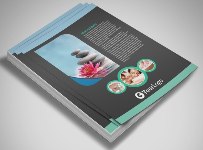 Massage Therapy Flyer Template Choice Image Template Design Free