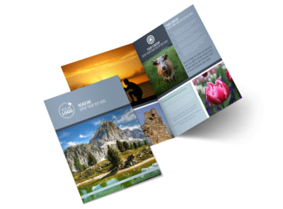 General Photography 2 Brochure Template | MyCreativeShop