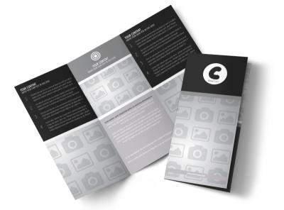 Generic Tri-Fold Brochure Template 8264