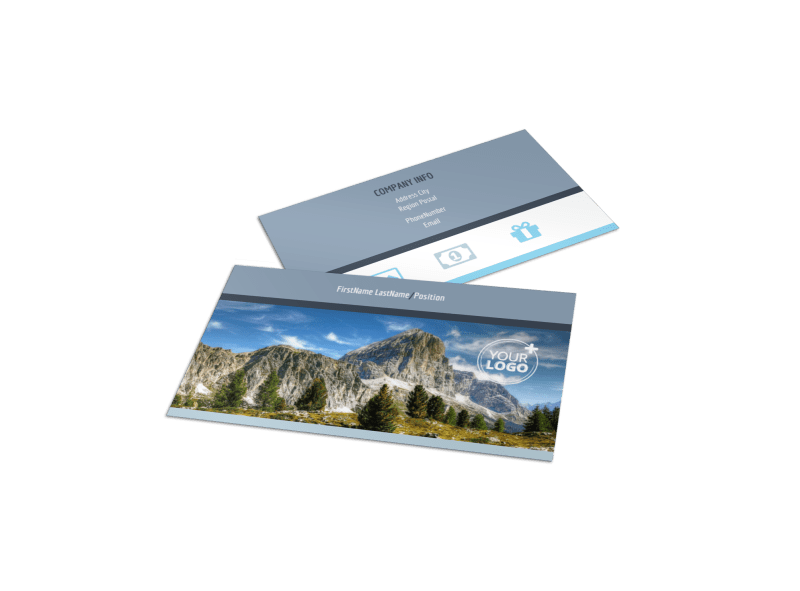 General Photography 2 Business Card Template Preview 1
