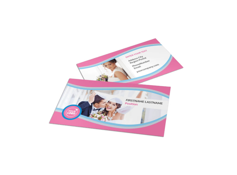 Wedding Photography Business Card Template MyCreativeShop - Wedding business card template