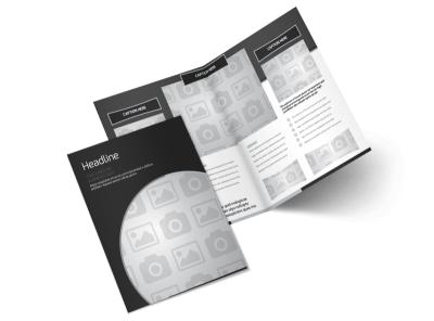 Generic Bi-Fold Brochure Template 8285 preview