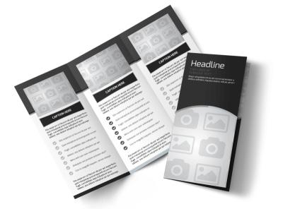 Generic Tri-Fold Brochure Template 8291 preview