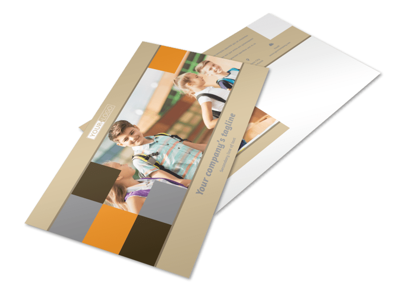 Back To School Postcard Template Preview 1