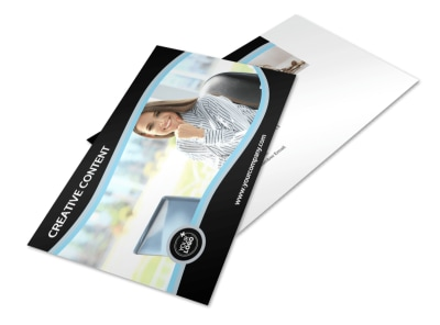 Accounting & Tax Services Postcard Template 2 preview