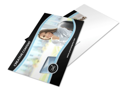 Accounting & Tax Services Postcard Template 2