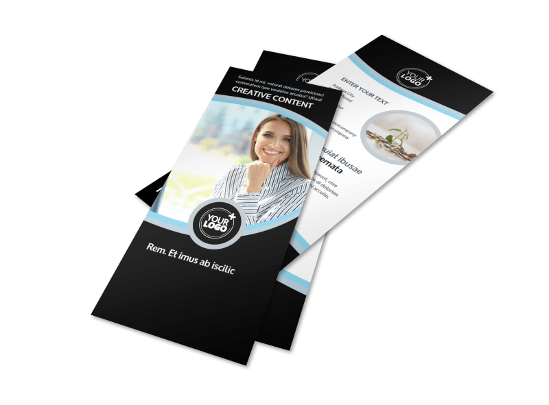 Tax Consultants Flyer Template Preview 1