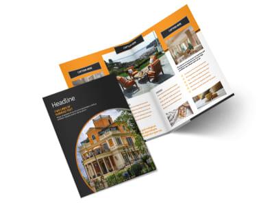 Bed Breakfast Brochure Template MyCreativeShop - 2 panel brochure template
