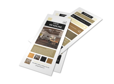 Hardwood Floors Flyer Template 2 preview