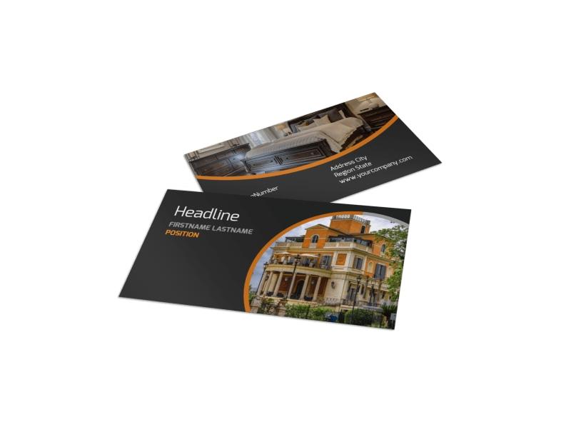 Bed breakfast brochure template mycreativeshop bed breakfast business card template colourmoves