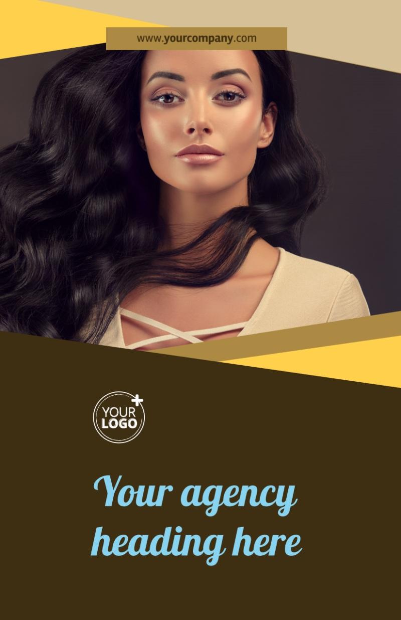Makeup Artist Flyer Template Preview 2