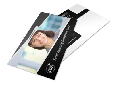 Transcripts Translation Service Postcard Template 2