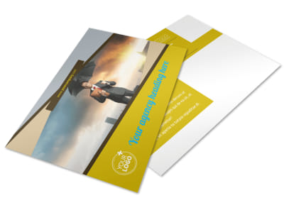 Business Insurance Postcard Template 2