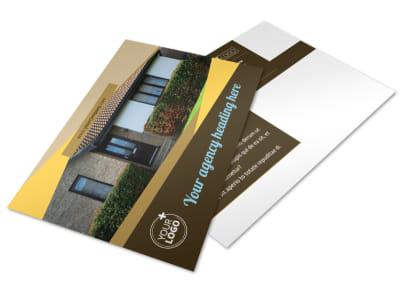 Window & Door Repair Postcard Template 2 preview