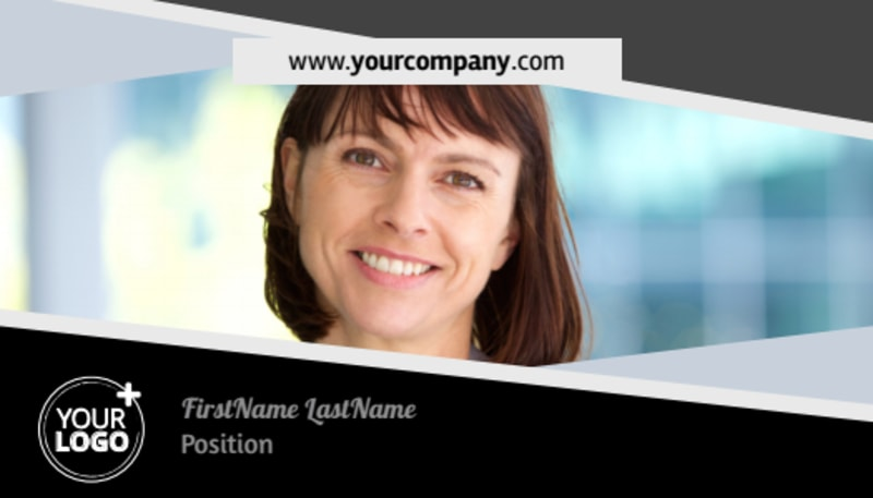Transcripts Translation Service Business Card Template Preview 2