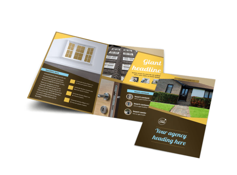 window door repair brochure template mycreativeshop