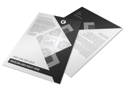 Generic Flyer Template 8659 preview
