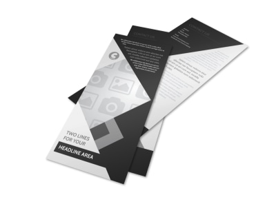 Generic Flyer Template 8661 preview