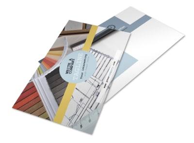 Interior Designer Postcard Template 2 preview