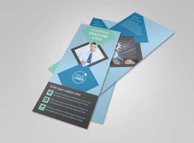 Local Business Consulting Flyer Template 2