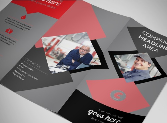 This Sample College Brochure Template Is A Flyer And It Allows You To  Change Up The Information That You Are Giving Easily. It Is 210 By 297  Centimeters And ...