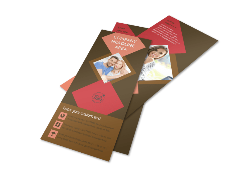 Family & Marriage Counseling Flyer Template Preview 1
