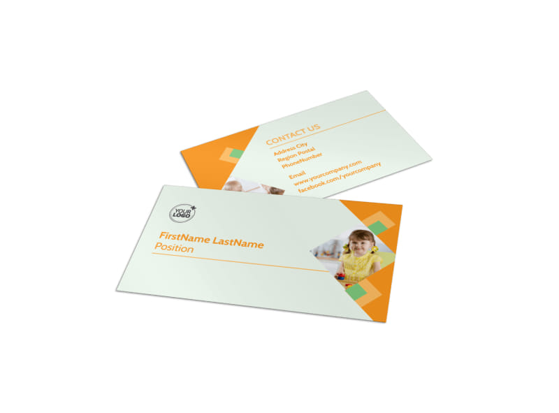 Business cards for kids selol ink business cards for kids colourmoves