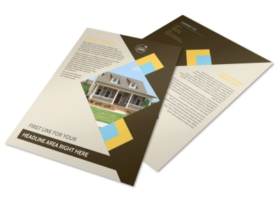 Local Property Management Flyer Template