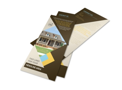 Local Property Management Flyer Template 2