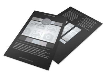 Generic Flyer Template 8845 preview