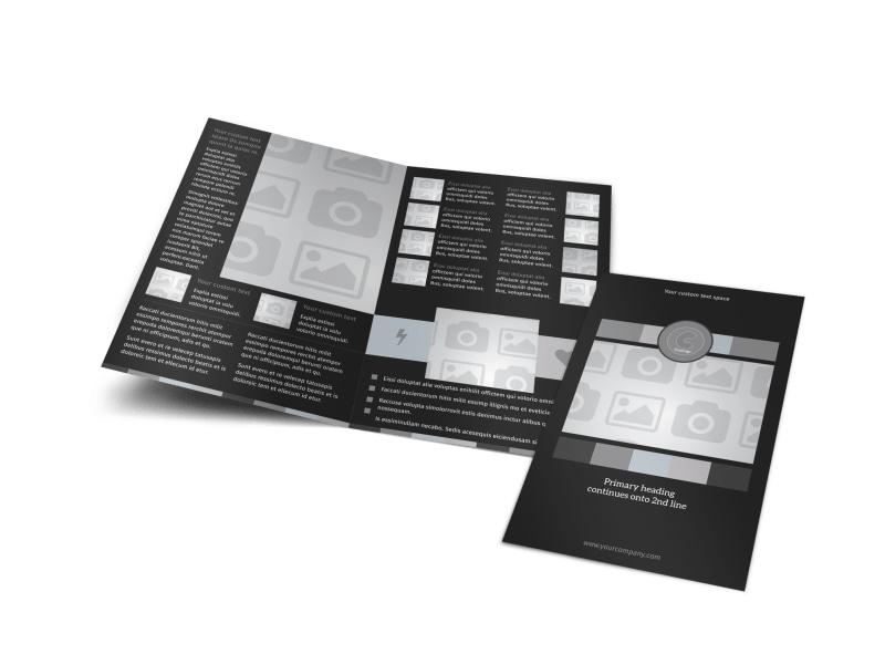 my brochure maker: