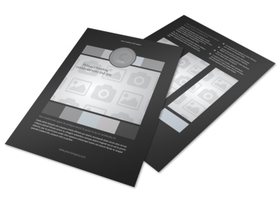 Generic Flyer Template 8848 preview