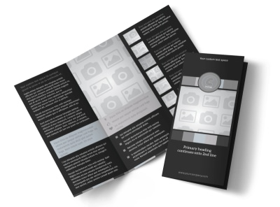 Generic Tri-Fold Brochure Template 8849