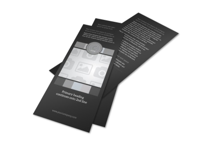 Generic Flyer Template 8850 preview