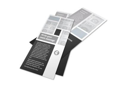 Generic Flyer Template 8859 preview