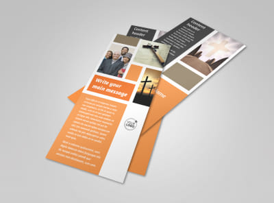 General Church 2 Flyer Template preview