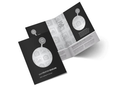 Generic Bi-Fold Brochure Template 8861