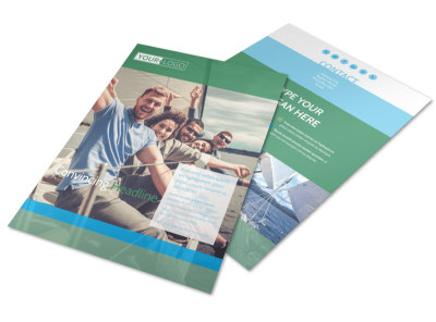 Sailing tours Flyer Template