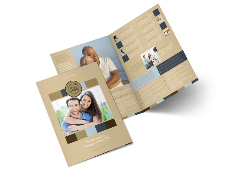 Marriage Counseling Brochure Template 2
