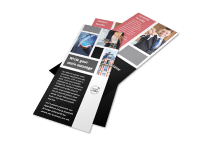 Full Service Property Management Flyer Template 2 preview