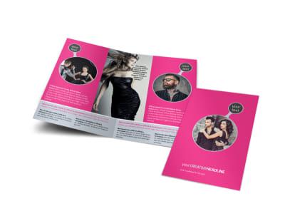 Fashion Photography Bi-Fold Brochure Template