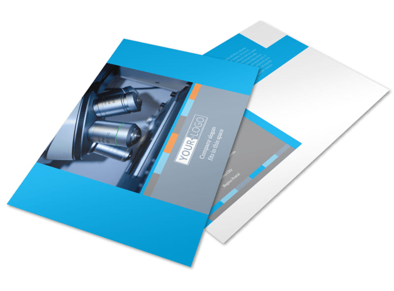 Medical Device Postcard Template Preview 4